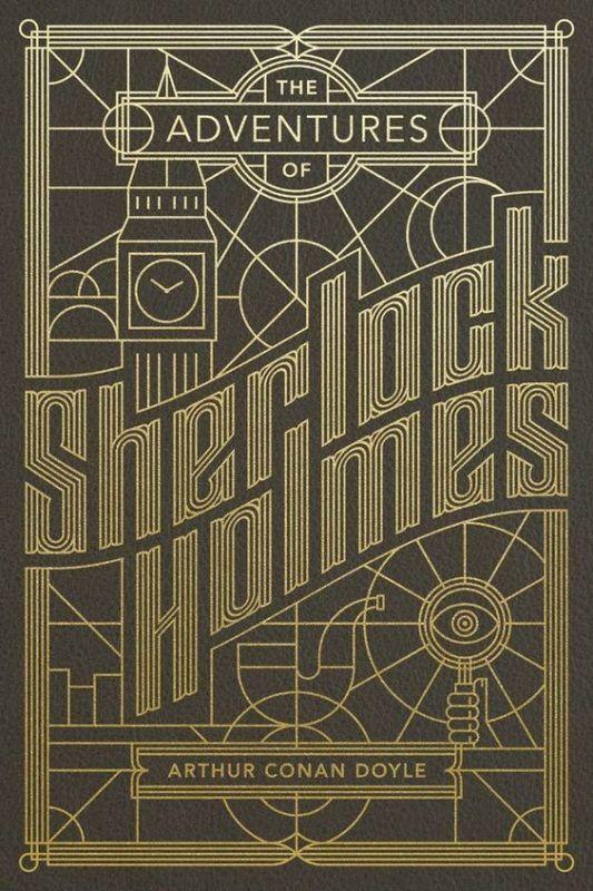 capas-de-livros-the-adventures-of-sherlock-holmes