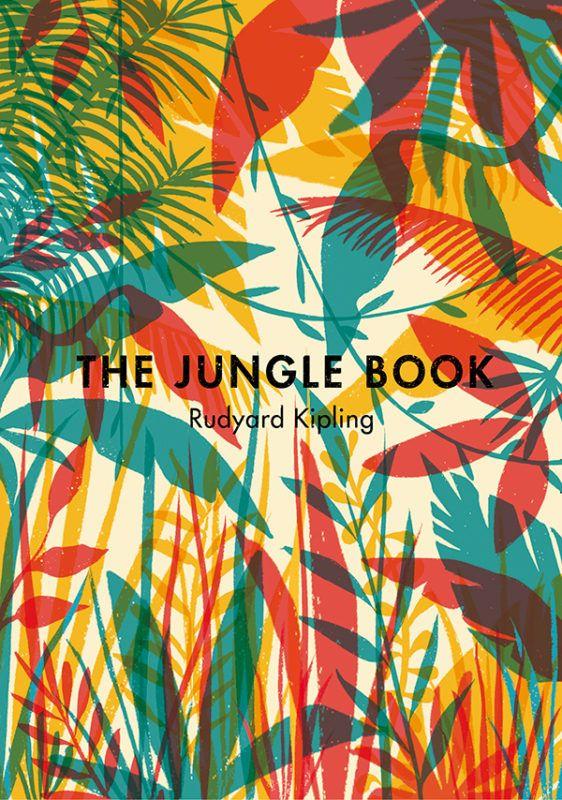capas-de-livros-the-jungle-book