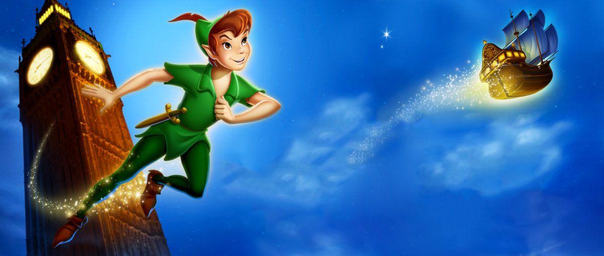 Sobrinhos - Peter Pan