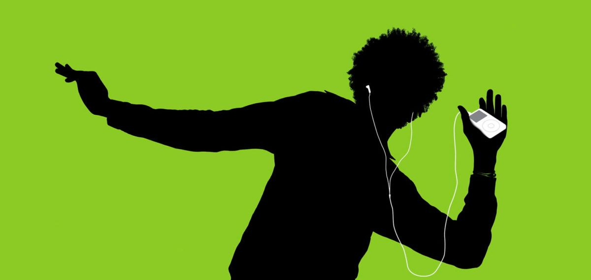musica criatividade ipod dancing