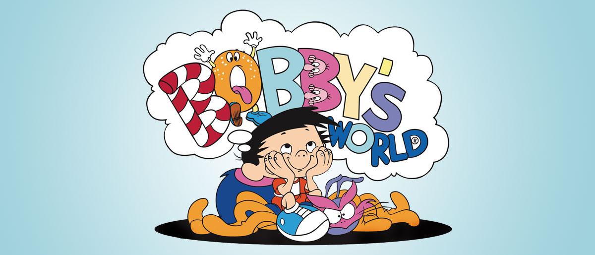 capa fantastico mundo bobby