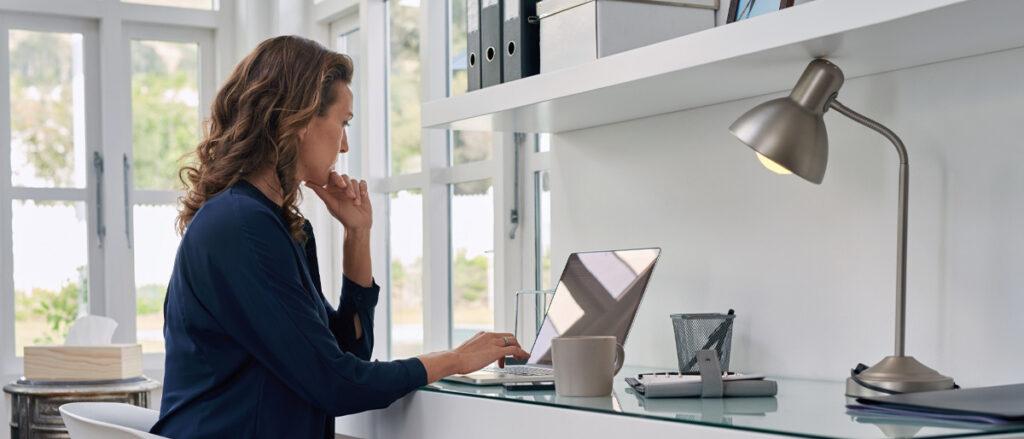 home office organizado produtividade