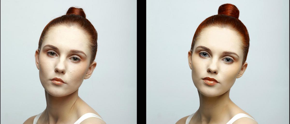 Tratamento de fotos moda Photoshop mulher Cor da pele vermelhidão Tonalidade da pele e dobras Olhos e lábios Formato de rosto e cor dos dentes Volume dos cabelos Emagrecimento cintura quadris Limpeza da pele e maquiagem