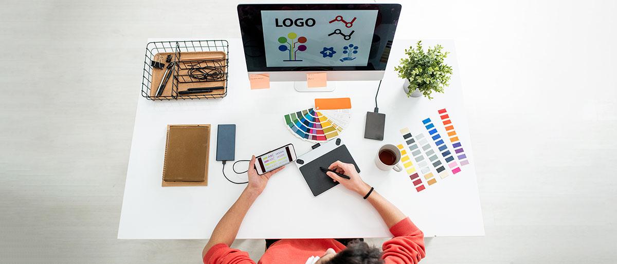 design grafico blog design com cafe