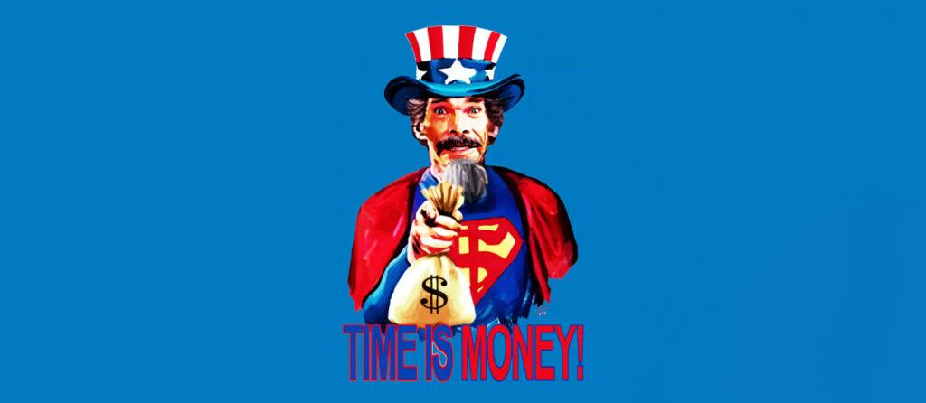 freelancer de sucesso time is money