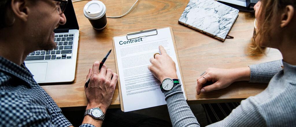 contrato design com cafe