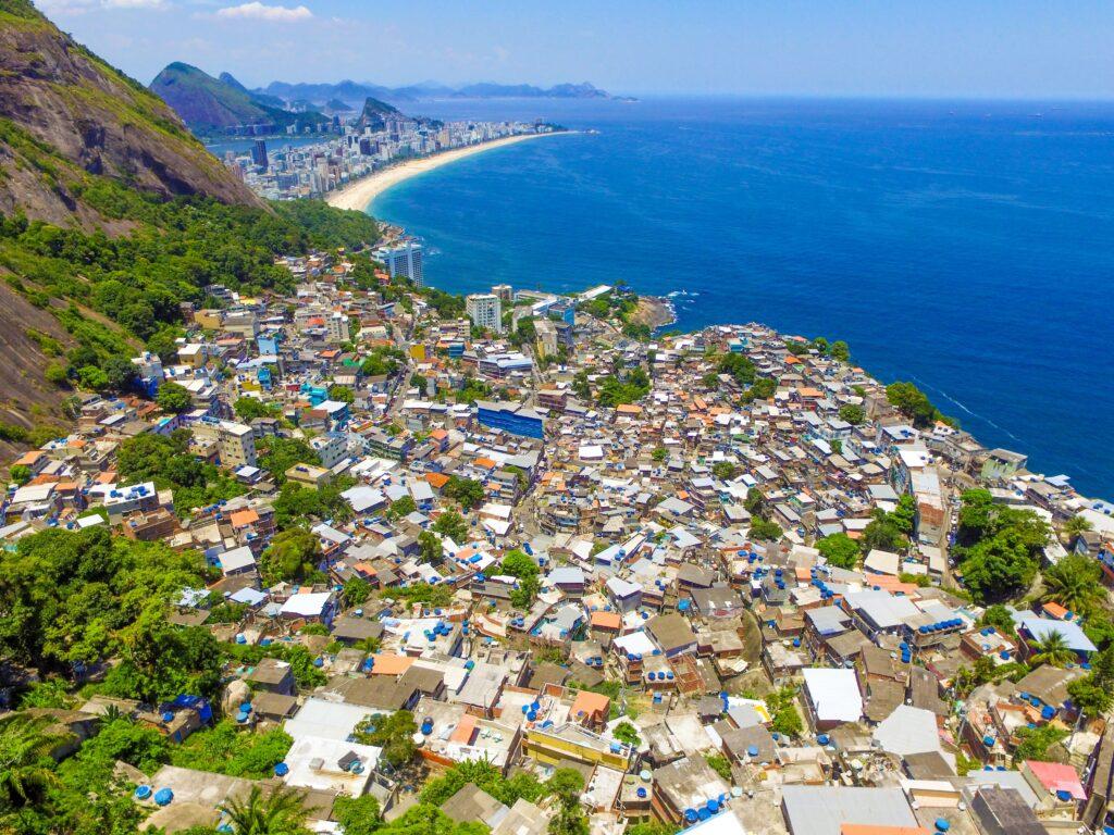 sucesso favela praia