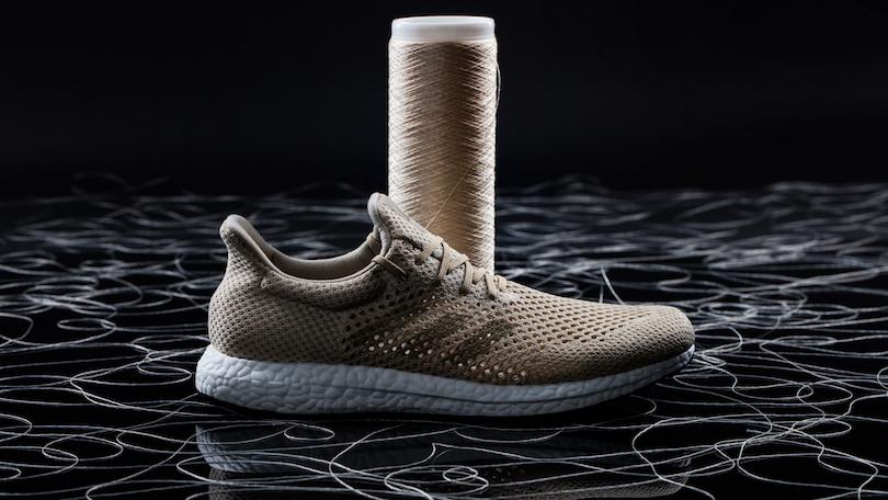 adidas biosteel futurecraft sustentavel